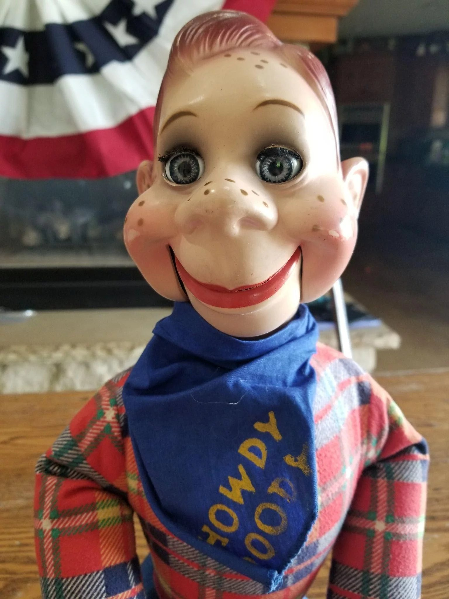 1950 s large 26 quot composition howdy doody doll your
