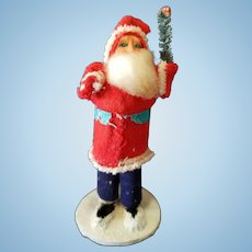 Vintage Made in Japan Christmas Santa Clause Figure