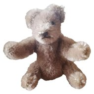 "Vintage Steiff 3"" Bendy Teddy Bear"