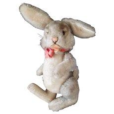 1950's Steiff Large Nikki Rabbit Fully Jointed