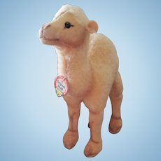 1950's Steiff Camel with Chest Tag