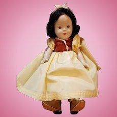 "1930's Madame Alexander 13"" Snow White Doll"