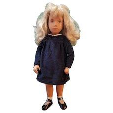 Vintage Blonde Sasha Doll Cute!