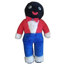 Vintage Googlie Roaming Eye Golliwog Doll