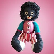 Vintage Artist Robert Zacjer Golliwog Doll