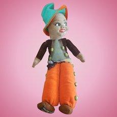 Wonderful Vintage Norah Wellings Doll
