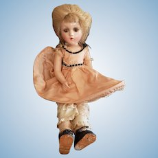 Vintage 1930's Madame Alexander Composition Wendy Ann Doll