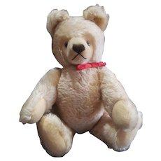 Vintage Steiff Large Mohair Teddy Bear