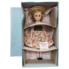 "1960's Madame Alexander 17"" Sound of Music Maria Doll"