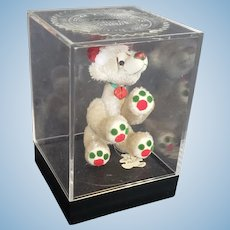 """Teddy Bear Artist Adorable Mary Buras Miniature Bear 2 1/4"""""""