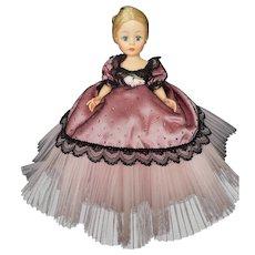 """Vintage Madame Alexander 10"""" Cissette Portrait Doll"""