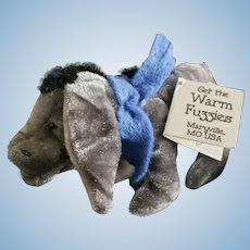 Teddy Bear Artist Lane Rickenbaugh Warm Fuzzies Eeyore