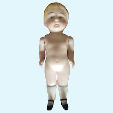 """Miniature All Bisque Doll Jointed Arms 3 3/4"""""""