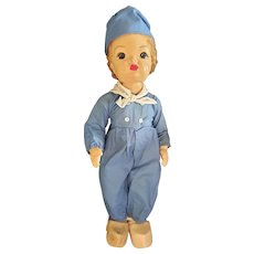 Gorgeous 1950's Terri Lee Dutch Boy Doll