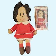 Vintage Cloth Little Lulu Doll Lot