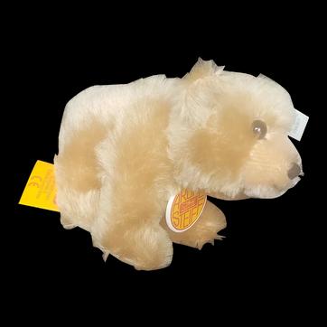 Vintage Steiff Archie mohair Teddy Bear All I.D.