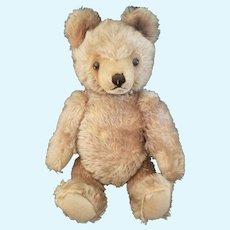 """Vintage Steiff 15"""" Mohair Teddy Bear"""