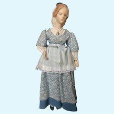 Vintage Doll Artist Kathy Redmond Little Women Jo
