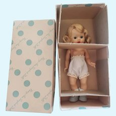 Gorgeous Nancy Ann Storybook Strung Muffie Doll Mint in Box