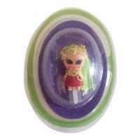1968 Mattel Liddle Kiddles Princesa Pop-up Doll in Bubble