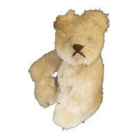 "Adorable 1940's 3 3/4"" Mohair Steiff Teddy Bear"