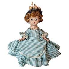1956 Madame Alexander #635 Southern Belle Alexander-kin Doll