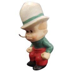 Vintage Mickey McGuire Toonerville Trolley Bisque Doll