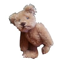 "Adorable Steiff 3 1/2"" Mohair Teddy Bear"