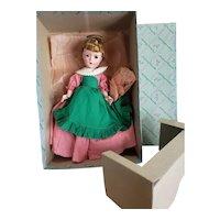 """Minty 1950's Madame Alexander 14"""" Little Women Meg Doll Mint in Box"""