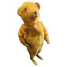Vintage Automaton Dancing Mohair Teddy Bear