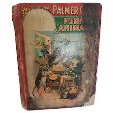 1901 Palmer Cox's Funny Animals Book