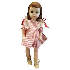 "1950's Madame Alexander Kelly Lissy Doll 11 1/2"""