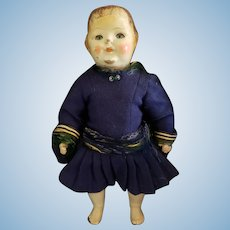 1920's Ideal Composition Baby Doll 11 1/2""