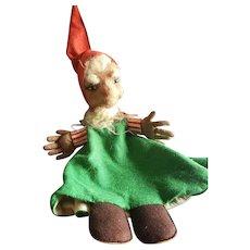 Vintage Munich Art Else Hecht Puppet Doll