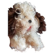Super Fluffy Stuffed Doll Companion Dog