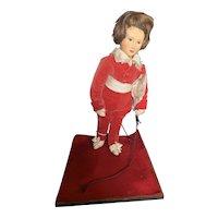 "Vintage Goya's Red Boy 12"" Mystery Artist Doll"