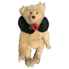 Adorable Mohair Artist Teddy Bear 13""