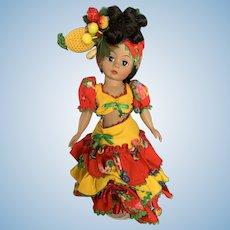 Vintage Madame Alexander Cissette Carmen Miranda Doll