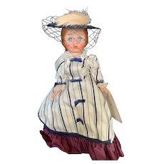Vintage Madame Alexander Cissette Nicole Portrait Doll