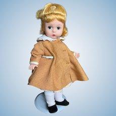 """Vintage Madame Alexander 8"""" Jane Banks Doll"""