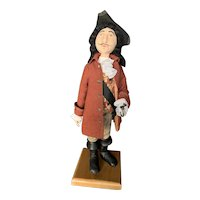 Fantastic One of a Kind Artist Lucy Landry Captain Hook Doll