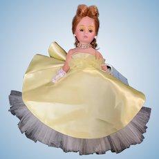 Madame Alexander Cissette Gardenia Doll