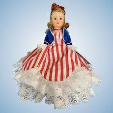 Madame Alexander Cissette Miss Liberty Doll