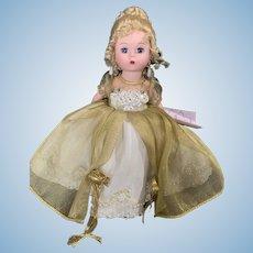 "Vintage Madame Alexander 8"" Perfect Pearl Doll"