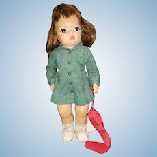 Wonderful Vintage 1950's Terri Lee Girl Scout Doll