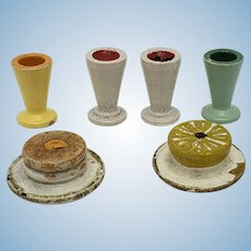 Vintage Dolly Dear Breakfast Items