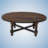 1930's Pit-A-Pat Dollhouse Table