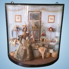 Museum Quality Miniature Diorama by Helen Bruce c. 1950