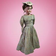 "12"" Simon Halbig Little Women Bisque Doll Mold 1160"