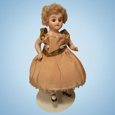 "3.5""  Mignonette Type Dollhouse Doll"